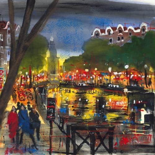 Amsterdam - Carol Mountford