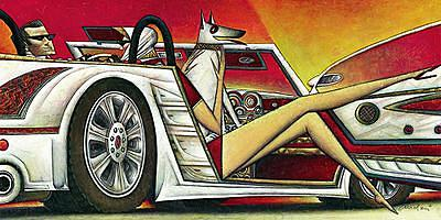 Low Ride by Andrei Protsouk
