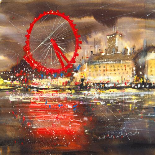 Millennium Wheel - Carol Mountford