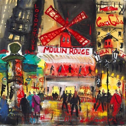 Moulin Rouge - Carol Mountford