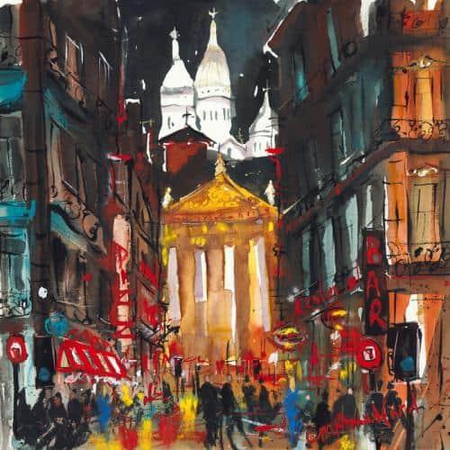 Sacre Coeur Paris - Carol Mountford