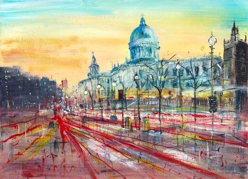 St Paul's Vista - Carol Mountford