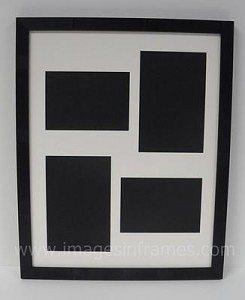 Brushed Black 14″x11″