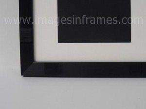 Brushed Black 50cm x 40cm