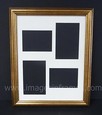 Classic Gold 14×11 Multi-Picture Frame (2)