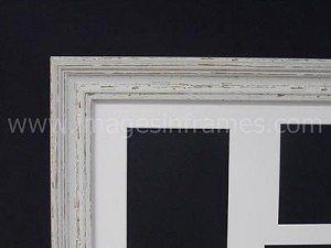 Ivory Distressed 50cm x 40cm