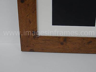 Teak Effect 50cm x 40cm Multi-Picture Frame (1)