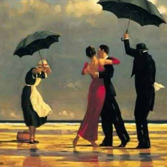 Vettriano, Singing Butler