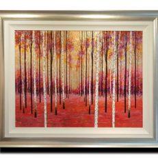 Autumnal Tree by Alex Jawdokimov