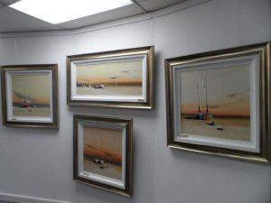 John Horsewell Exhibition