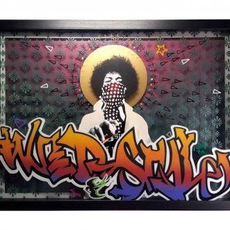 Hendrix Original By We WelikeStatic