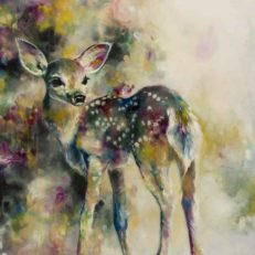 Doe Eyed By Katy Jade Dobson