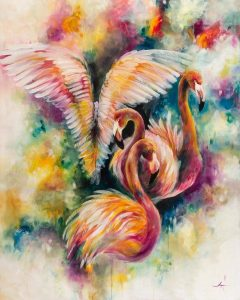 Flamboyant By Katy Jade Dobson