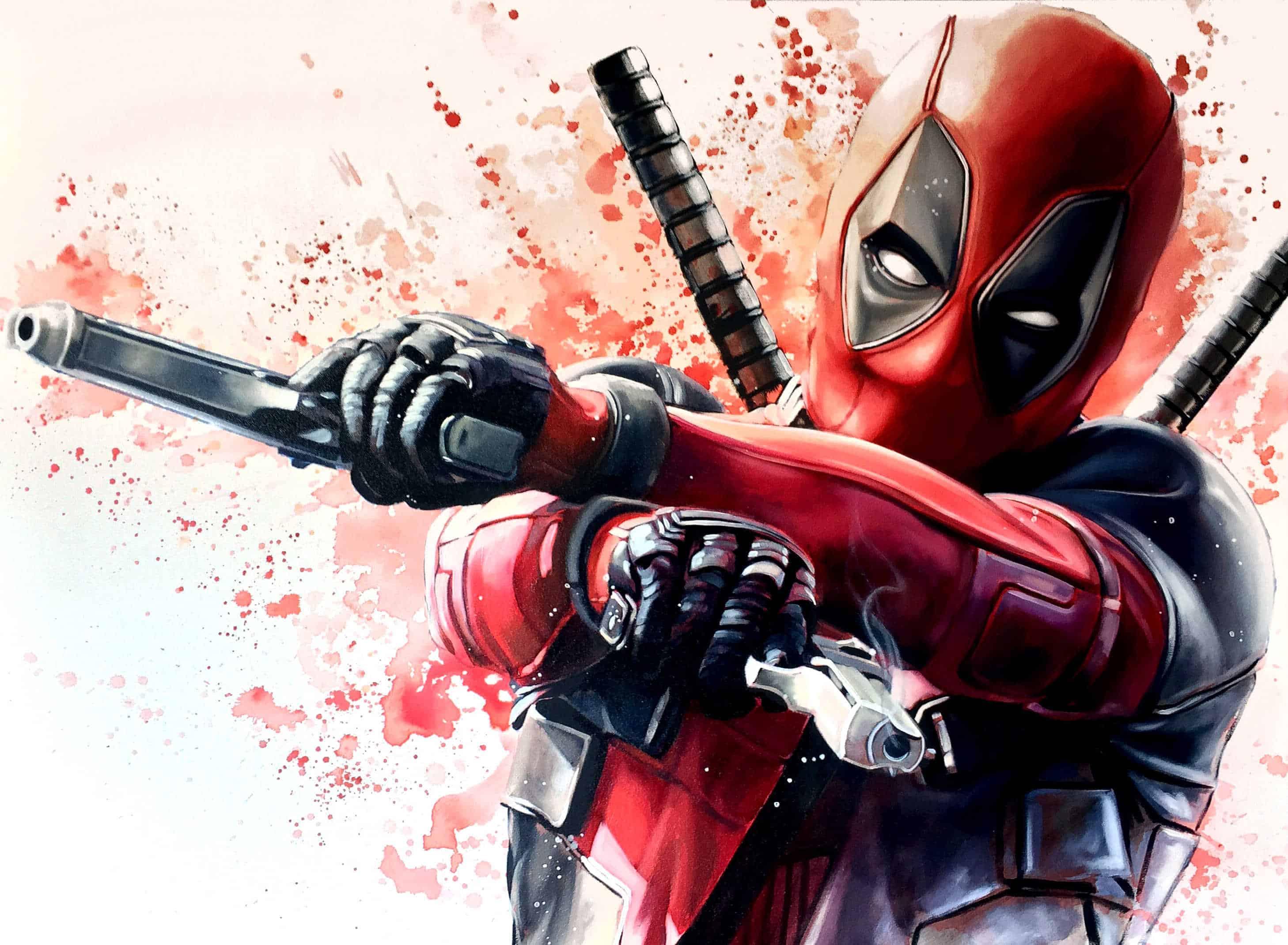 Deadpool 2016 Review