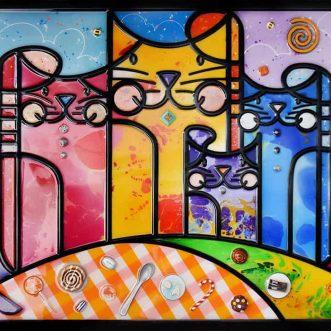 Catz Whiskers By Cefyn Jones