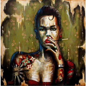 La Vivante By Terry Bradley