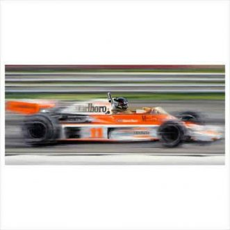 James Hunt On the limit by Anthony Dobson
