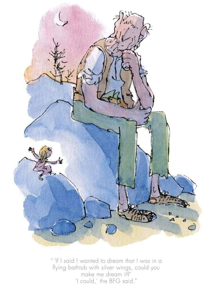 Could You Make Me Dream It? by Quentin Blake