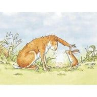 Guess How Much I Love You ears by Anita Jeram