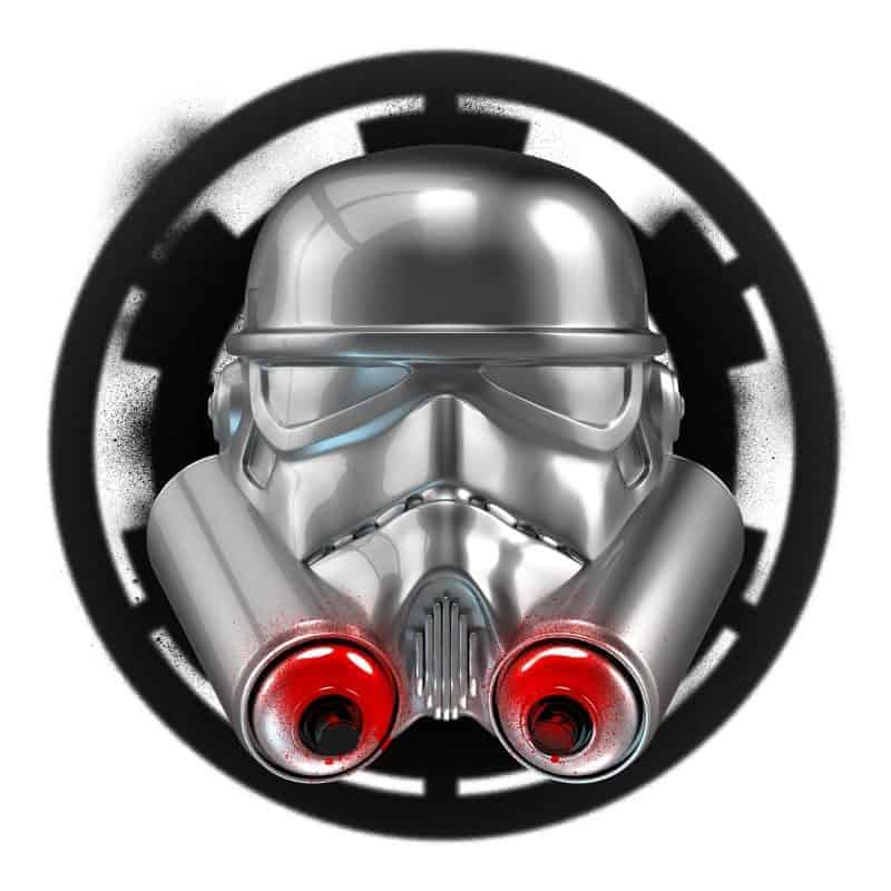 Spray Trooper By The Strange Stranhge Case Company