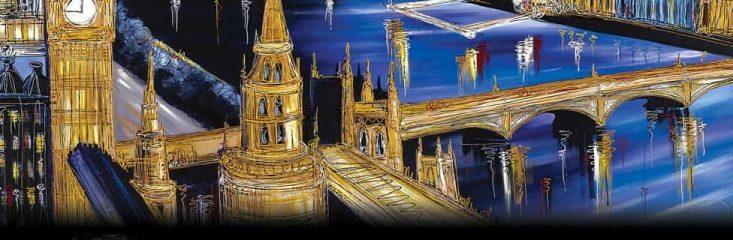 City Beats Art Exhibition By Edward Waite