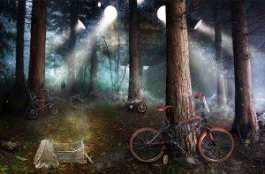 E.T. By Mark Davies artist
