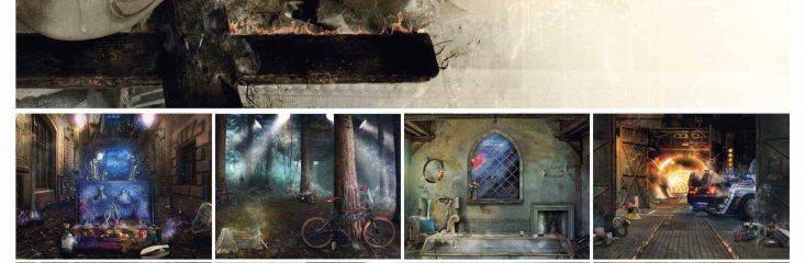Mark Davies Exhibition