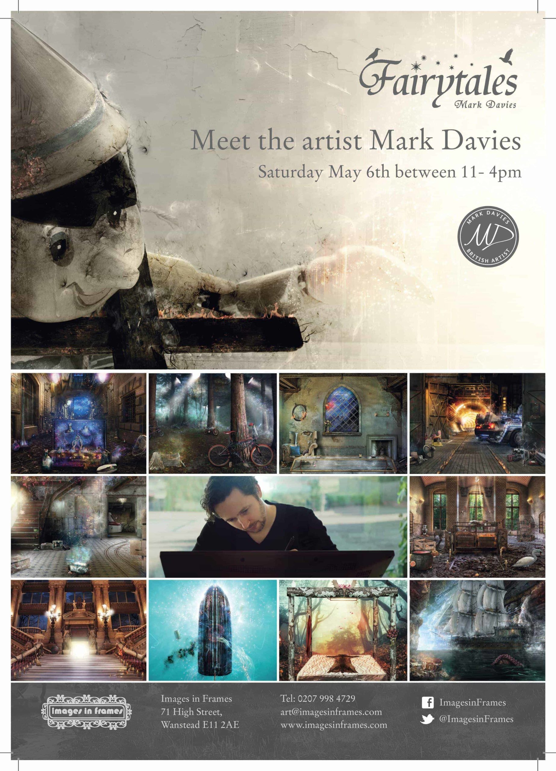 Mark Davies Exhibition
