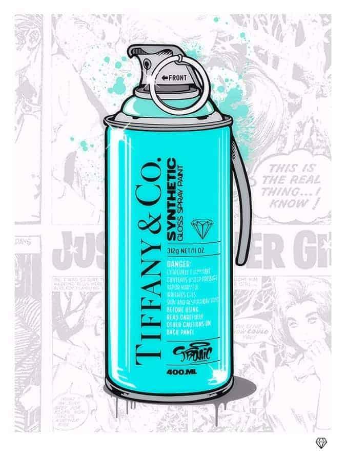 Tiffany&Co By JJ Adams