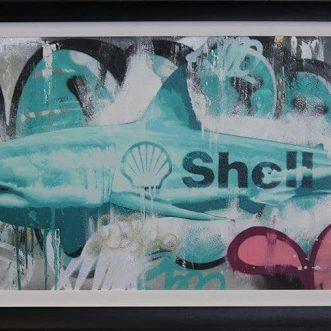 Shell Shark By Zombiedan