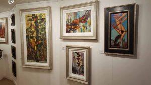 Andrew Protsouk Exhibition on 17th November