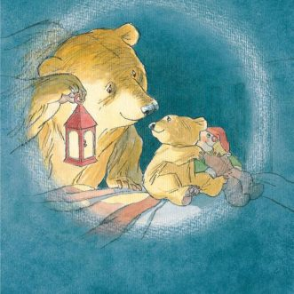 Barbara Firth Cant You Sleep Little Bear Print