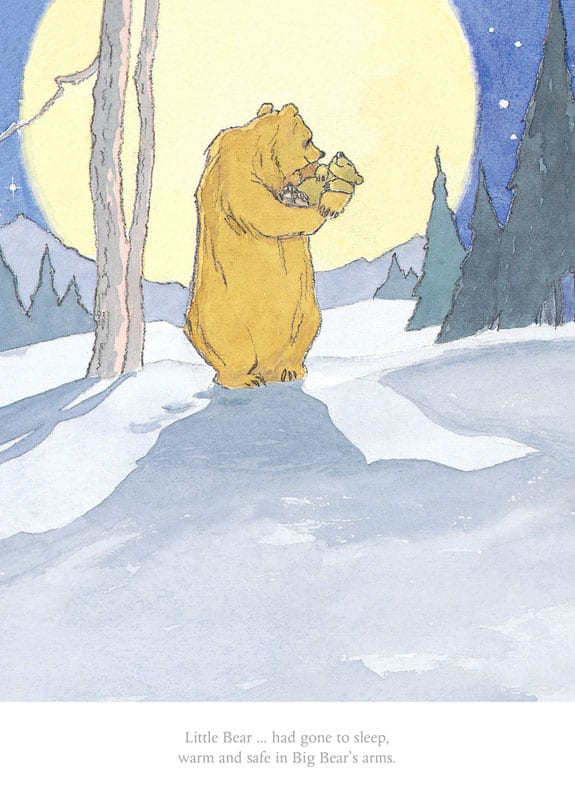 Barbara Firth Little Bear Had Gone to Sleep Print