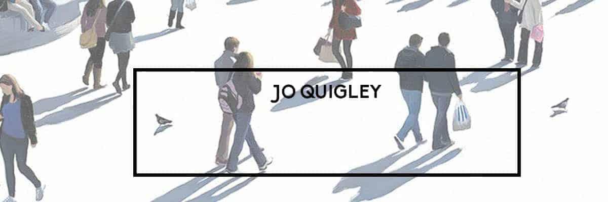 JO QUIGLEY CAROUSEL