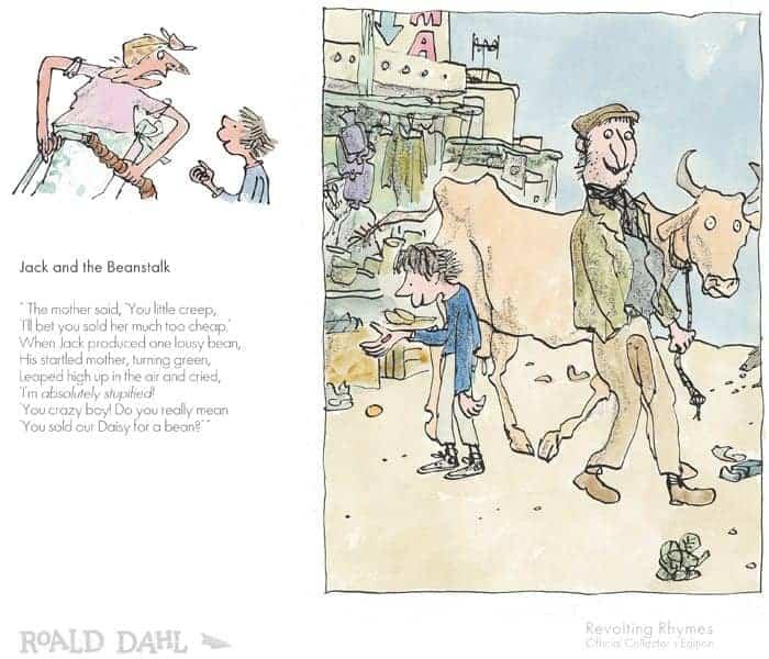 Roald Dahl Birthday Edition