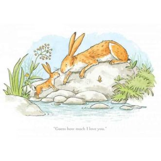 Anita Jeram Guess How Much I Love You