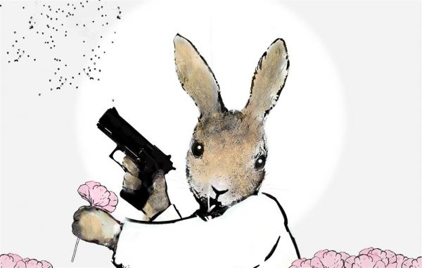 home_guard_rabbit_Harry_Bunce