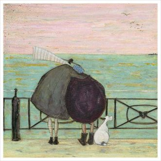 Sam Toft Love Plus One Mounted