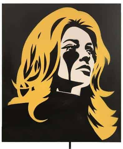 Sharon tate print 1 large