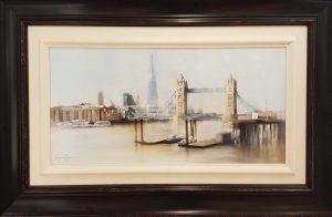 Misty Tower Bridge Original