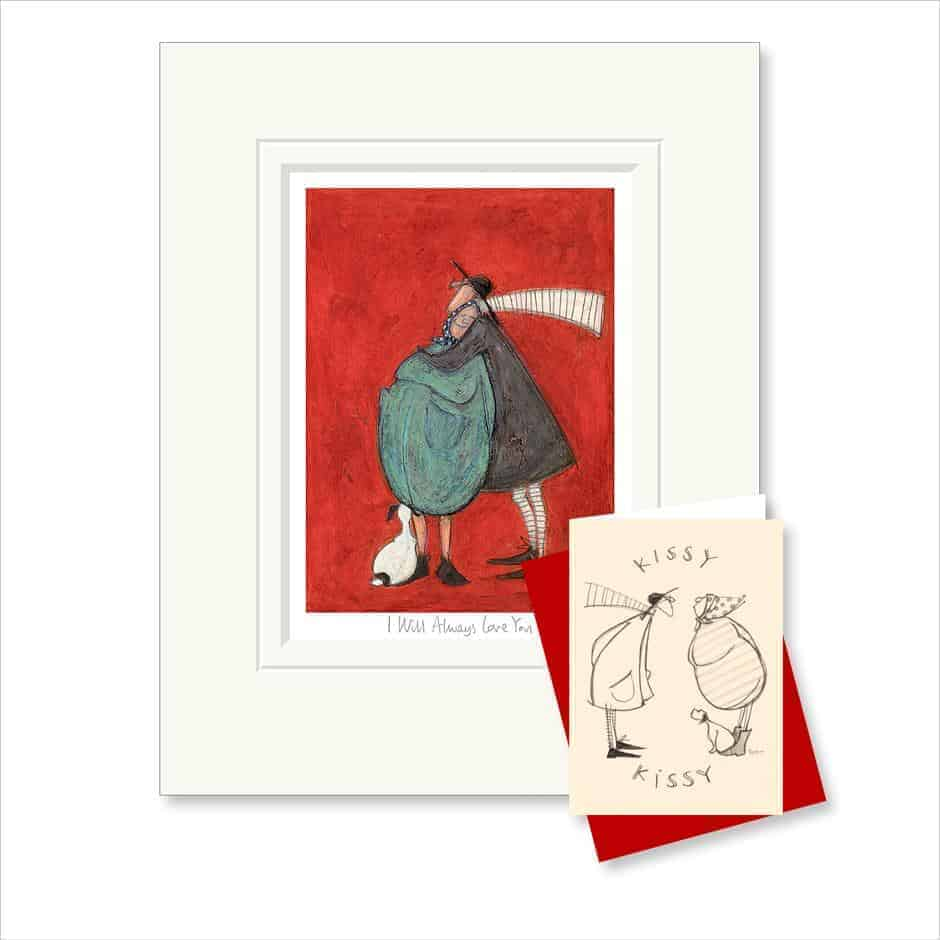 Sam_toft_Will-Always-Love-You_MOUNTED_CARD