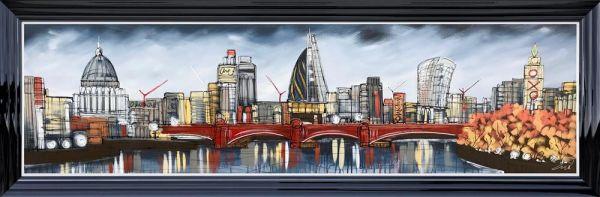 Overlooking London