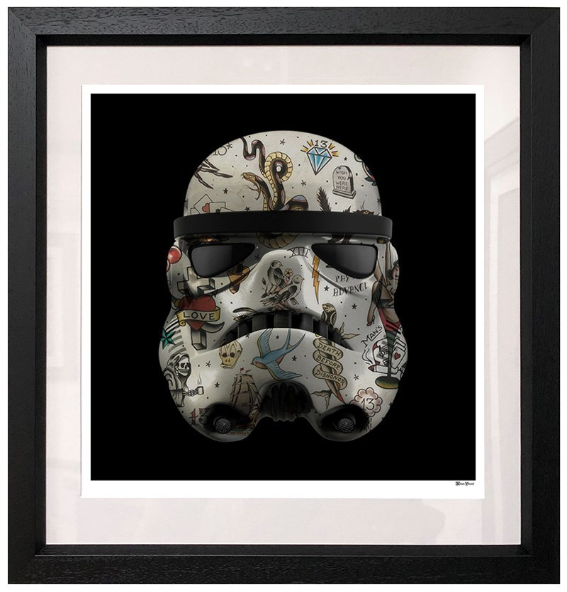 Monica Vincent Storm Trooper
