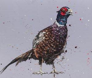 Jack the Pheasant