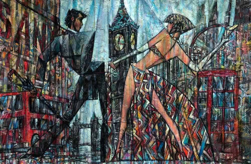 Tango In London