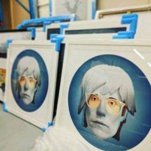 Images in Frames
