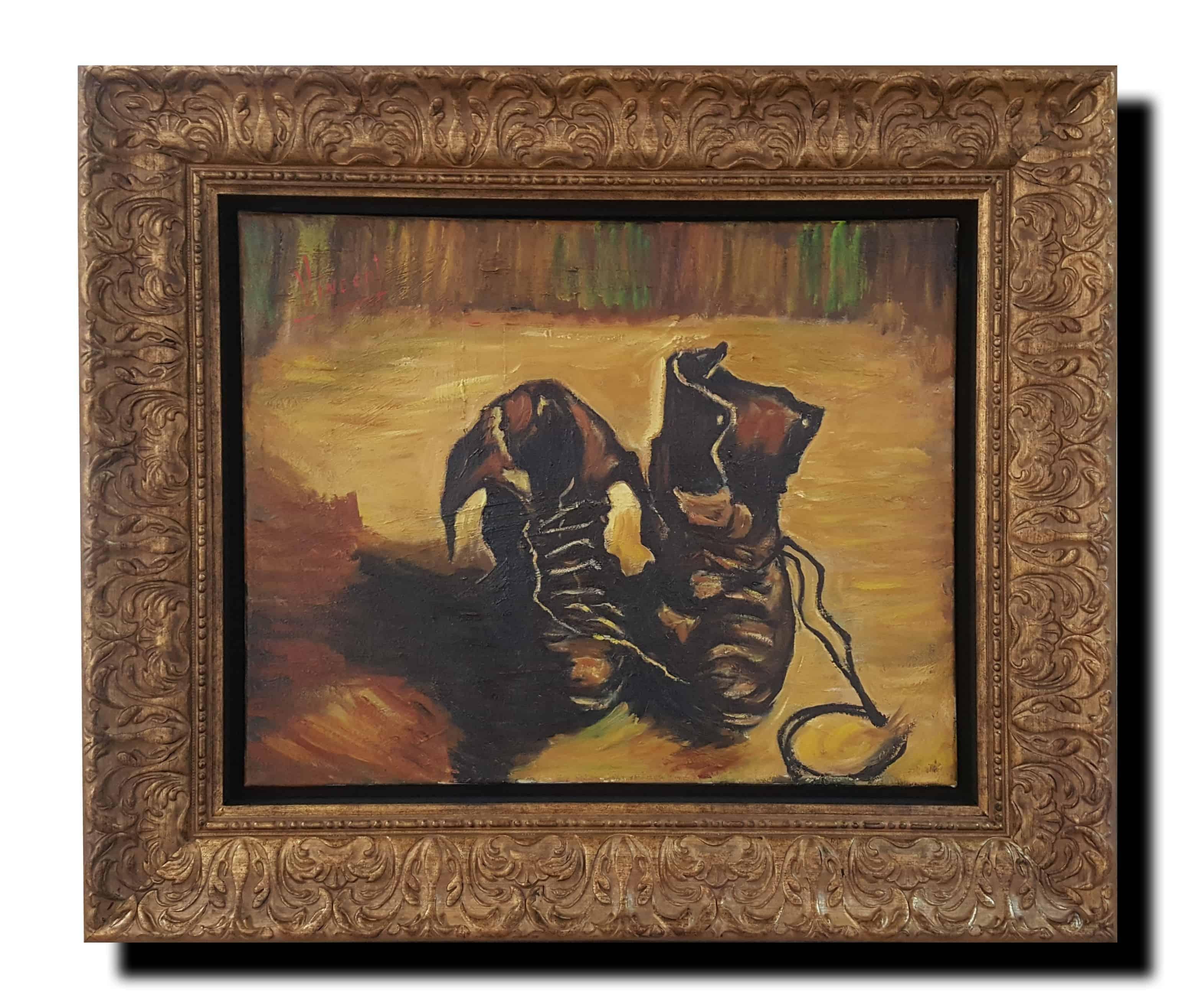 Van Gogh's Boots