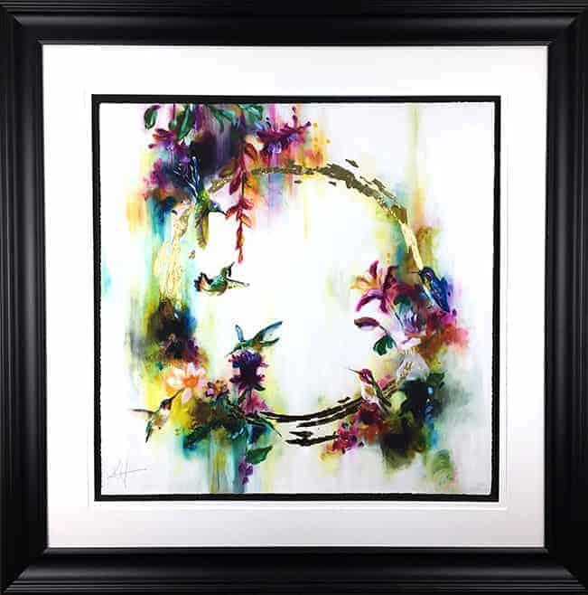 Cherish framed