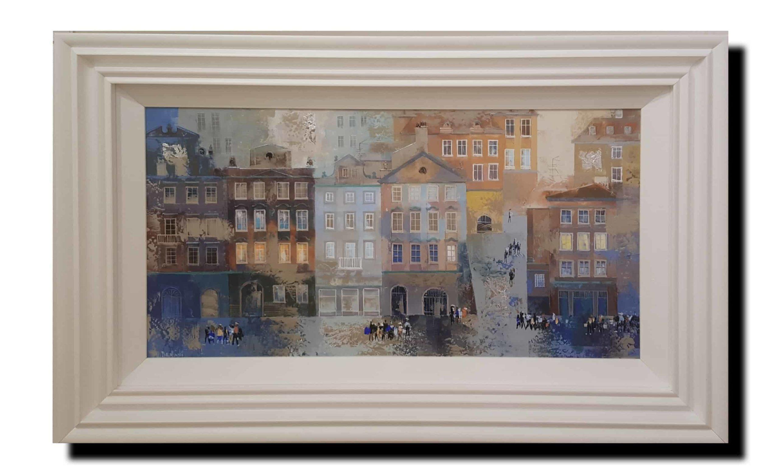 Prague framed