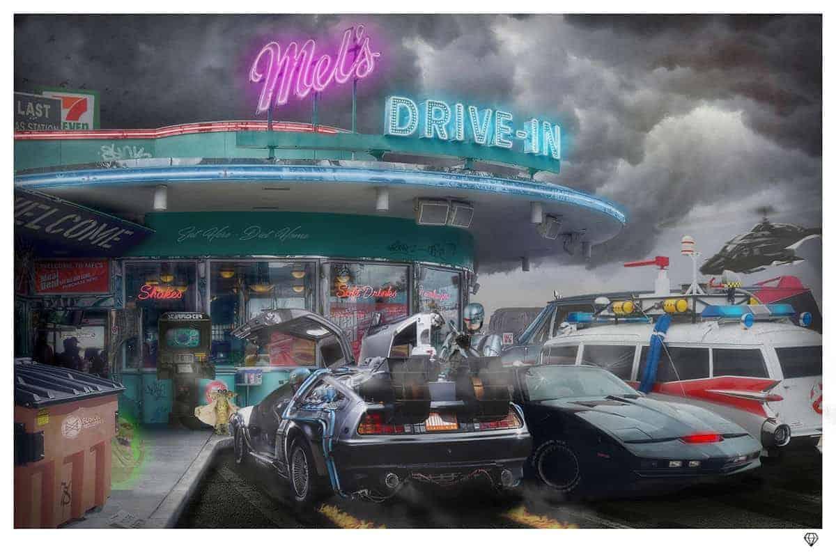 Mel's Diner Original